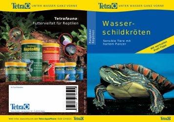 Wasser- schildkröten
