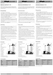 Kalkreaktor Stand by 75 +110 Kalkreactor stand-by 75 +110 Reactor  ...