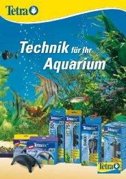 Technik Aquarium