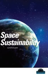Space Sustainability Booklet - Global Error
