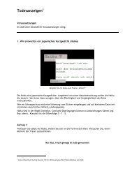 Todesanzeigen - SwissEduc