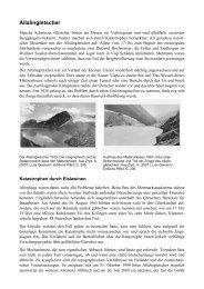 Allalingletscher - SwissEduc