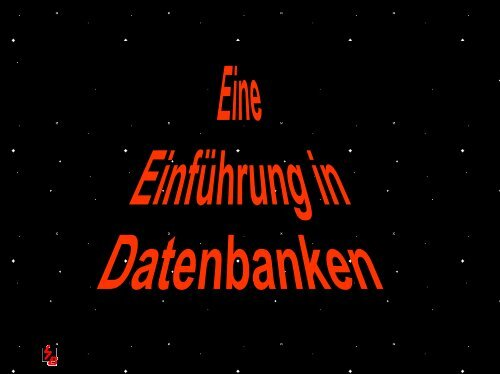 Datenbank - SwissEduc