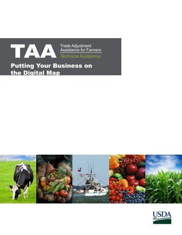 Putting Your Business on the Digital Map - TAA Online Training