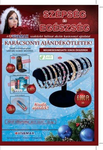 vivamax újság.qxp - Favora-Info Kft.