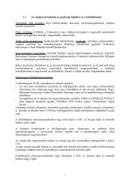 1 1.) Az európai társadalom és gazdaság fejlődése és ... - Sokoldal.hu