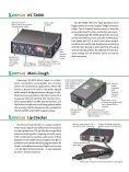 Kamesan Product Brochure - 366.33 KB ... - Tascam - Page 3