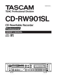 CD-RW901SL - Le Brise Glace
