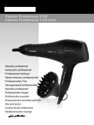 Fashion Professional 2100 Fashion Professional 2100 Ionic - Taurus
