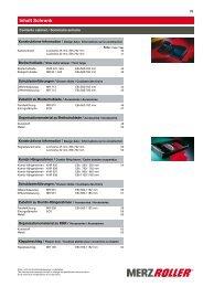Katalog Büroprogramm CARAT