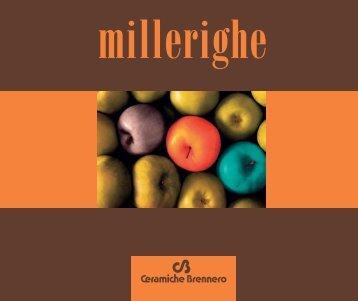 Ceramiche Brennero - Millerighe