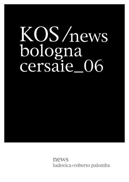 KOS CERSAIE OK.indd