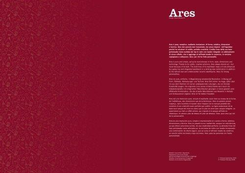 Ares è pura, semplice, esaltante rivoluzione: di forma, estetica ...
