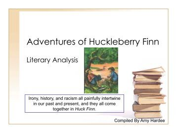 thesis about racism in huck finn Essays essays racism in the adventures of huckleberry finn by mark twain essay example in the adventures of huckleberry finn by mark twain.