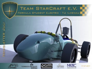 Newsletter Juli 2011 - Team StarCraft