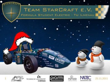 Newsletter Dezember 2011 - Team StarCraft