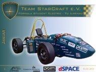 Newsletter Januar 2013 - Team StarCraft