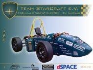 Folie 1 - Team StarCraft