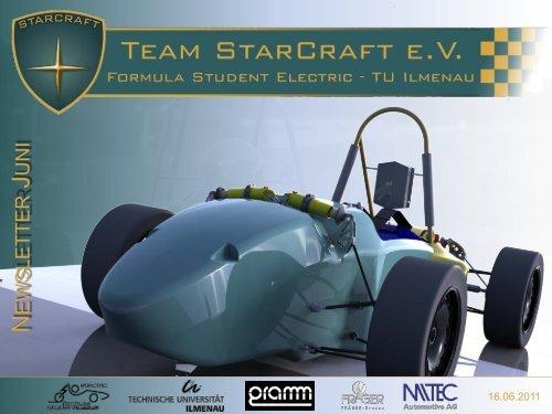 Newsletter Juni 2011 - Team StarCraft