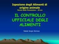4-Il Controllo degli Alimenti 4° PDF - Corso di laurea in tecniche ...