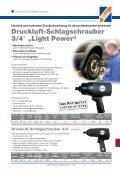 Druckluft-Schlagschrauber 1 - Page 7