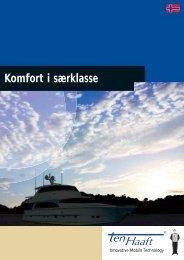 Komfort i særklasse - ten Haaft GmbH