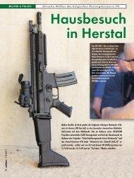 Caliber 7-8/2011 Bericht FN-Herstal - Teuto-defence.com