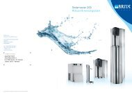 Sodamaster 200 Datenblatt - AquaWatt