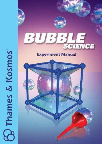 Experiment Manual - Thames & Kosmos