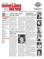 Nov 15 - The Bowling News