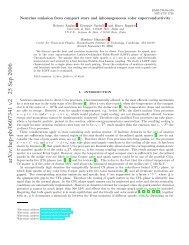 arXiv:hep-ph/0607341 v2 25 Sep 2006 - Florence Theory Group - Infn