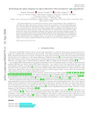 arXiv:cond-mat/0604579 v1 25 Apr 2006 - Infn