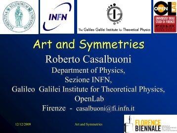 Rotation - Florence Theory Group - Infn