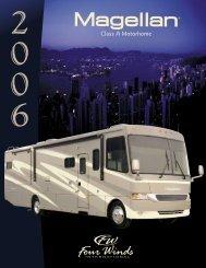 2006 Megellan Motorhome by Four Winds ... - Thor Motor Coach