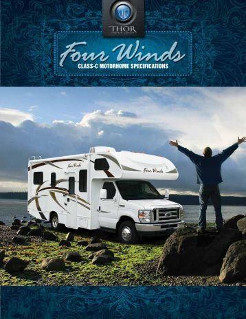 2012 Four Winds Motorhome | Class C RV ... - Thor Motor Coach