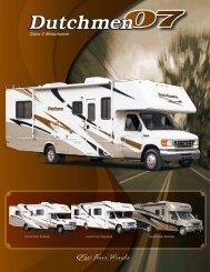 2007 Dutchmen Motorhome by Four Winds ... - Thor Motor Coach