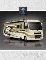 2012 Serrano Motorhome | Class A RV Sales ... - Allstar Coaches