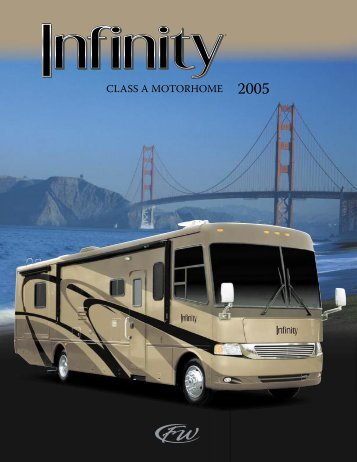 2005 Infinity Motorhomes by Four Winds RV - Thor Motor Coach