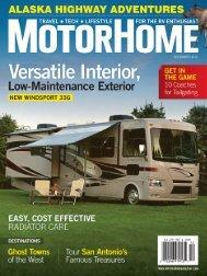 Versatile Interior, GET IN THE GAME - Thor Motor Coach