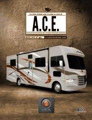 2013 ACE Class A Motorhomes | Literature - Thor Motor Coach