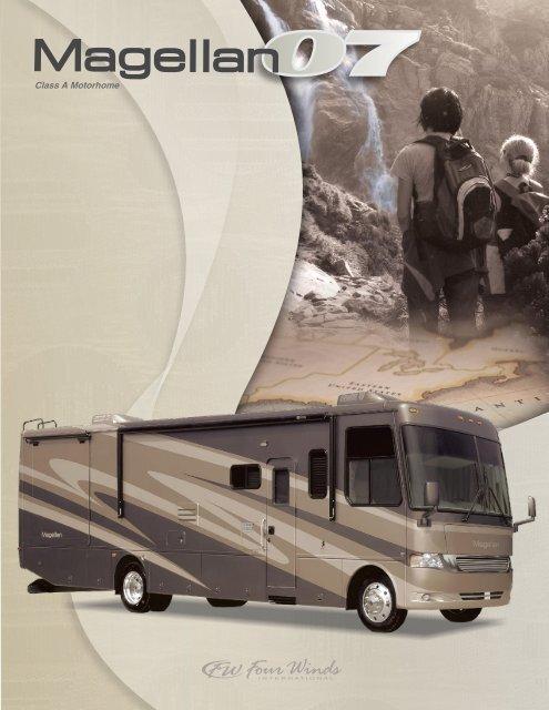 2007 Megellan Motorhome by Four Winds     - Thor Motor Coach