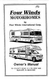 2012 Four Winds Class C RV | Motorhome     - Thor Motor Coach