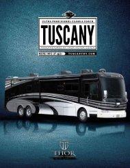 2013 Tuscany Tag Luxury Motorhomes | Class A ... - Thor Motor Coach