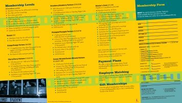Download our membership brochure - Three Dollar Bill Cinema