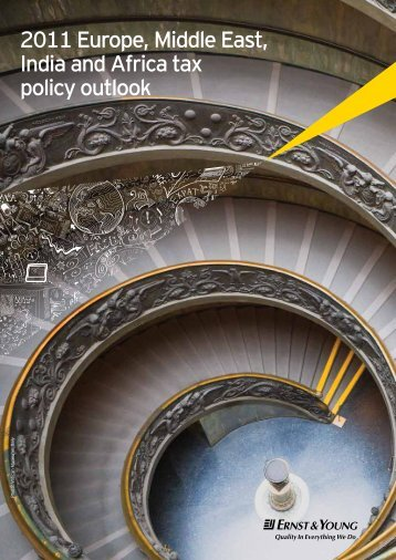 2011 Europe, Middle East, India and Africa tax policy outlook (pdf ...