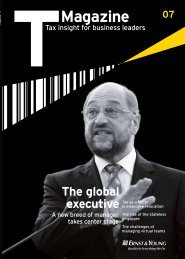 pdf, 4.60 MB - Ernst & Young T Magazine