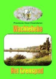 Provincie Oost-Vlaanderen - Toerisme Wachtebeke