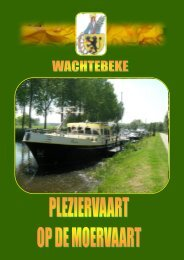 Watersport-Moervaart - Toerisme Wachtebeke - Gemeente ...