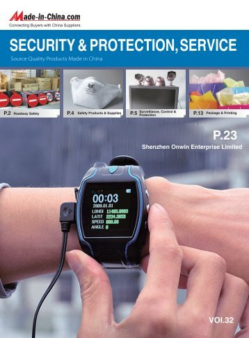 Security & Protection - Made-in-China.com