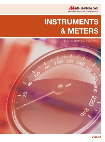 Instruments & Meters - Made-in-China.com